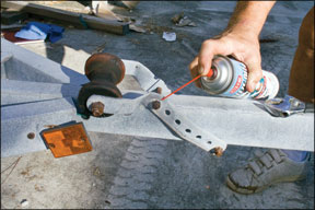 Spray Solutions for Seized Fasteners