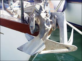 CQR Anchor