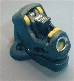 Eight Sailboat Cam Cleats Tested on Doomsday Device