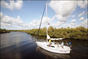 Balboa 26 sailboat