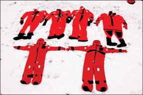 Water Survival Suits