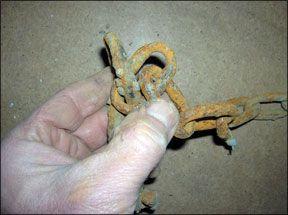 Mooring Chain Test
