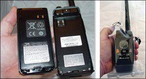 Marine Handheld VHFs Test