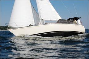 Pearson 32 Sail Boat
