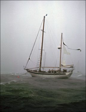 Sailboat Hull Durability