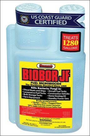 Biobor JF diesel additive