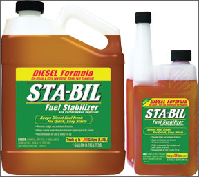 Sta-Bil diesel additives