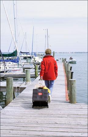 Marine Dock Carts