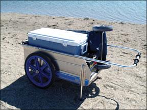 The Foldit Dock Cart