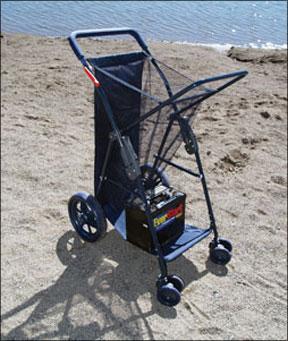 Wonder Wheeler Dock Cart