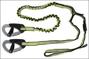 Spinlock's race tether
