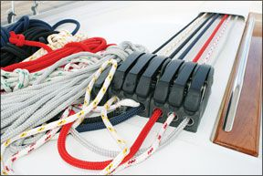 Spinlock's Rope Clutches