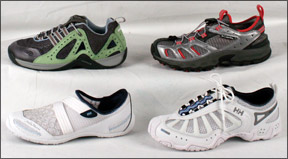 Womens Sailing Shoe Test Update