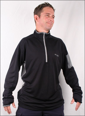 Columbia Optimus Half-zip