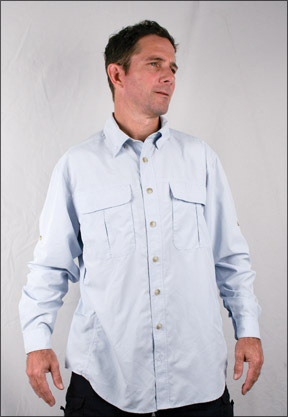 Coolibar Travel Shirt