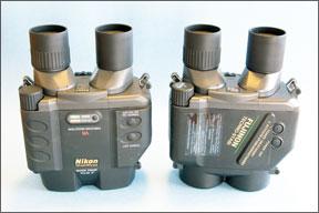 Nikon StabilEyes and Techno-Stabi Binoculars