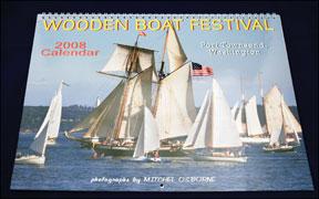 Wooden Boat Calendar