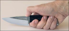 Boye Basic 3 Cobalt knife