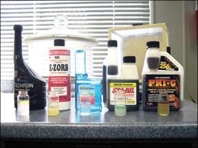Ethanol Gas Additives