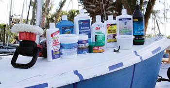 rubbing compounds for boat hullStar brite Liquid Rubbing Compound