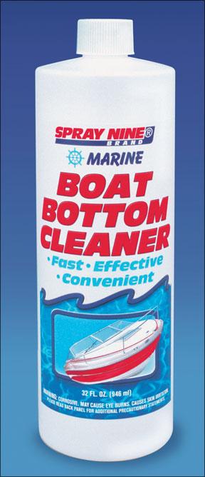Spray Nine Boat Bottom Cleaner
