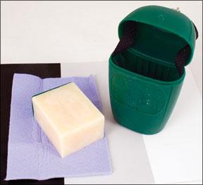 Green and Clean: Multitasking Shower Kit