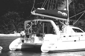Moorings charter operator