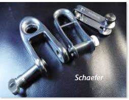 Schaefer shackles