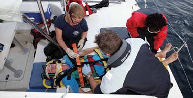 Virgin Islands Search and Rescueair ambulanceambulance boat