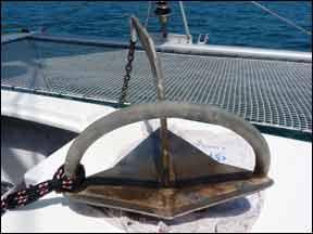 boat anchor shanks