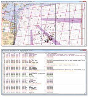 NOAA BSB charts