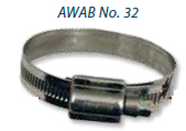 Stainless-steel Hose Clamps