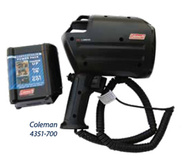 Coleman Rechargeable