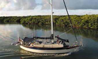Caribbean Sailing Yacht's 37