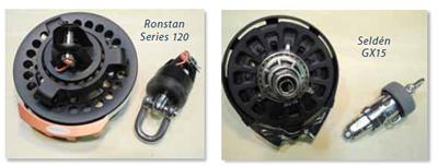 Ronstan Series 120; Seldén GX15