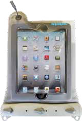 Aquapac for iPad