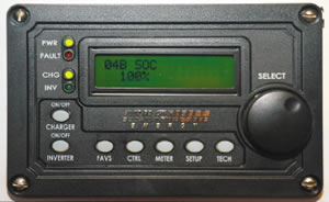 ARC-50 Control