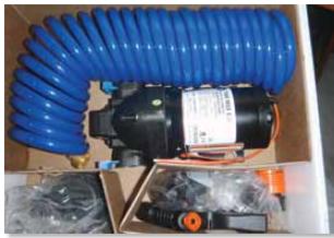 Jabsco pump