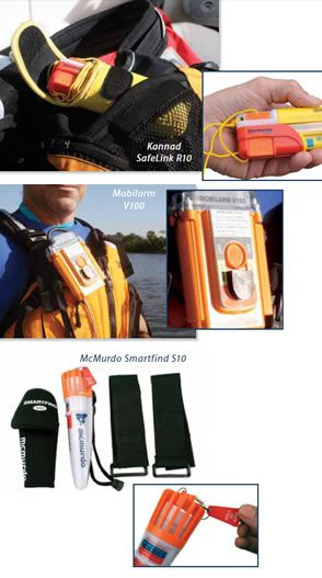 Field Testing Kannad, McMurdo, and Mobilarm MOB Beacons