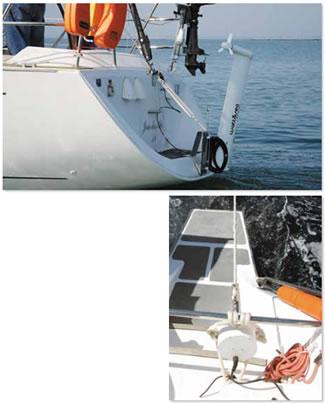 Sea hydrogenerator