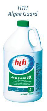 HTH Algae Guard 3x