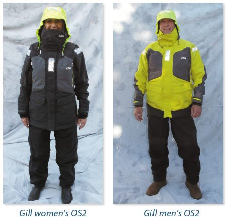 Gill OS2 foulies