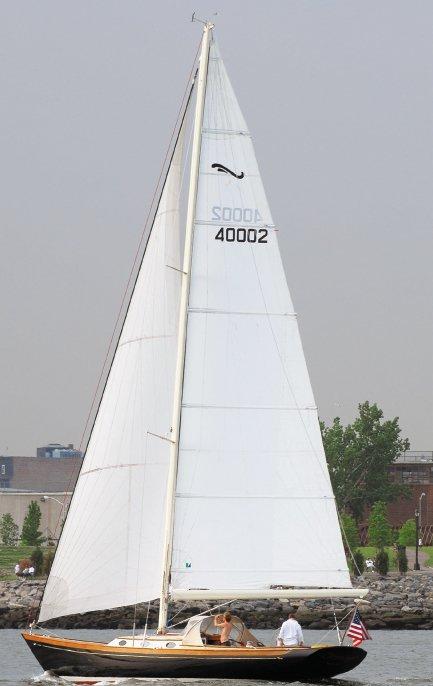 Friendship 40 boat