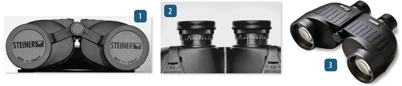 Steiner 7x50 Marine binoculars