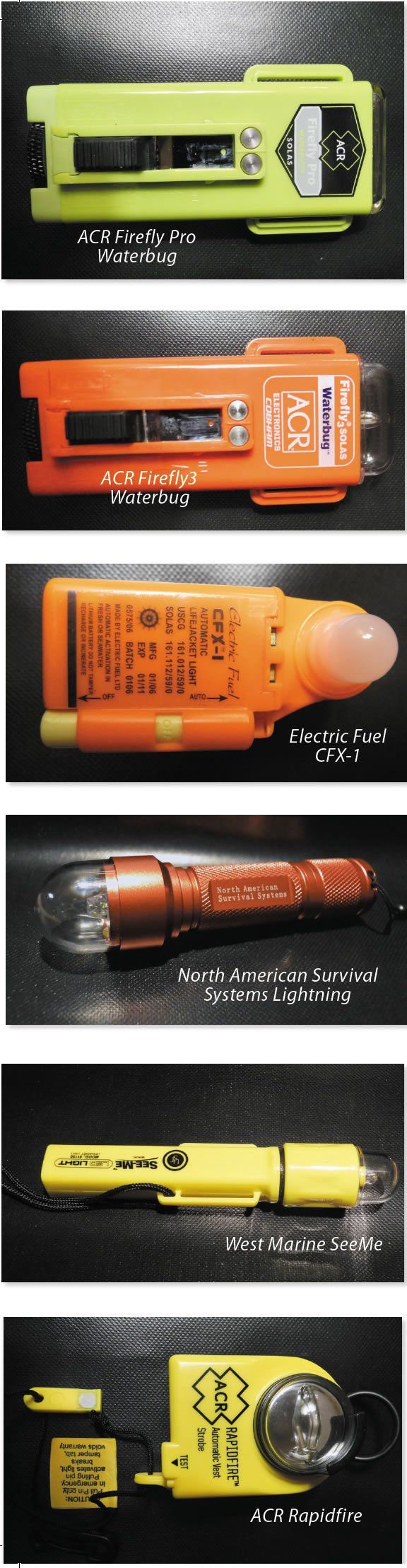 LED flare