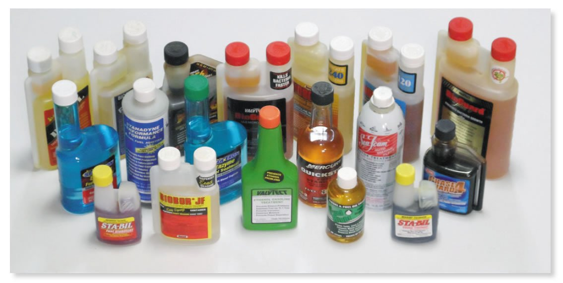 Overall Fuel Additive