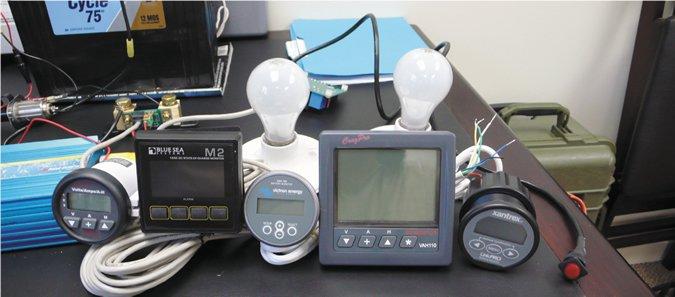 Marine Battery Monitor
