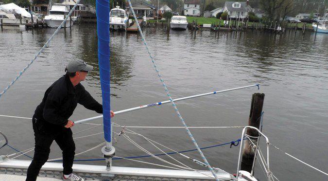 14-foot Heavy-duty Boat Hook from West Marine