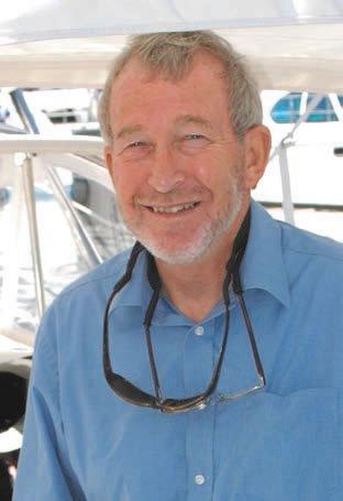 Multihull pioneer Tony Smith