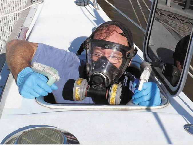 The Best Respirators for the Boatyard